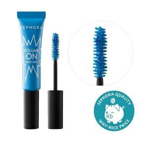 Blue sepora mascara